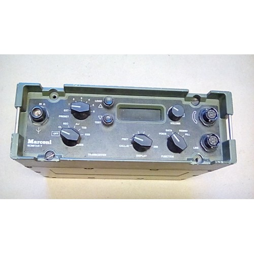 MARCONI SECURE RADIO SCIMITAR V TRANSCEIVER MK2 SOR